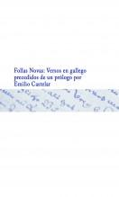 Libro Follas novas : Versos en gallego precedidos de un prólogo por Emilio Castelar, autor Biblioteca Nacional de España BNE
