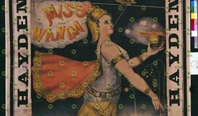 Miss Wanda Circo de Price