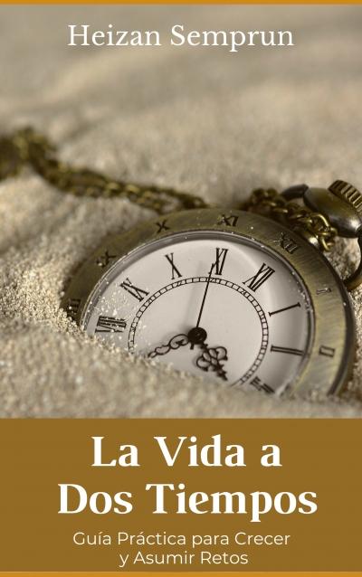 Hola mis amigos lectores y escritores. Quiero invitarles a a leer mi libro LA VIDA A DOS TIEMPOS que recién publiqué. Se trata de adoptar herramientas prácticas para asumir los retos como la actual pandemia. Contiene herramientas prácticas para el crecimiento personal y el emprendimiento. Un abrazo desde Venezuela!