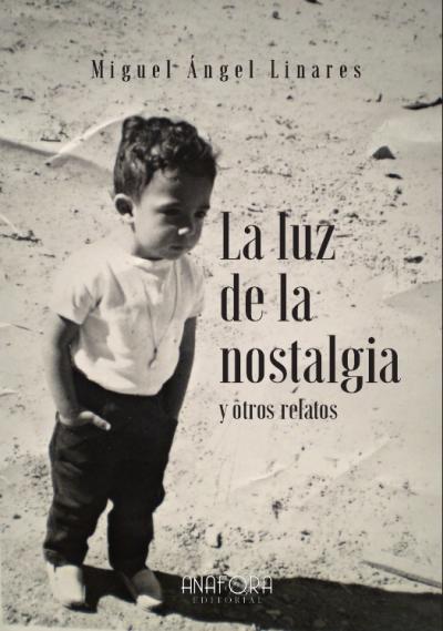 YA A LA VENTA, LA ÚLTIMA NOVELA DEL ESCRITOR MIGUEL ÁNGEL LINARES. ¿LO QUERÍAS? ¡YA LO TIENES! La luz de la nostalgia, y otros relatos, del escritor Miguel Ángel Linares, componen una serie de relatos cortos, aforismos y frases que bien podrían ser una crónica sobre la soledad, el desengaño, el afecto o la ausencia del amor. Escritos que el autor ha ido modificando durante años y que hablan de los interrogantes de unos personajes que caminan, siempre perdidos, en continua búsqueda de la felicidad. Quizás el último intento antes de perder la esperanza... Edita y publica: Editorial Anáfora. Entra en nuestro canal de YouTube y suscríbete. Descúbrenos. https://www.youtube.com/watch?v=WBaaDtfZvK0... https://www.facebook.com/laluzdelanostalgiayotrosrelatos https://twitter.com/67miguellinares