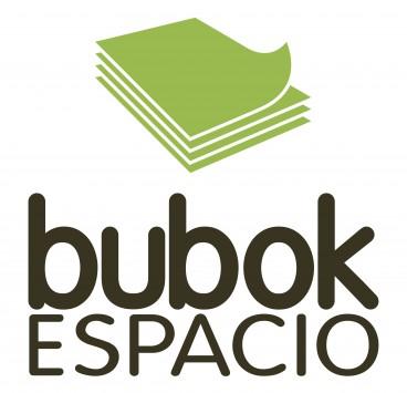 Logo espacio bubok en color