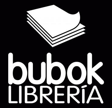Logo librería en negativo