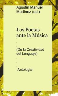 """Antología """"Los poetas ante la música"""""""