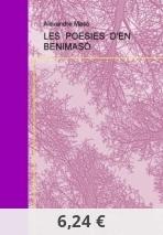 LES  POESIES  D'EN  BENIMASÓ