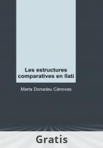 Les estructures comparatives en llatí