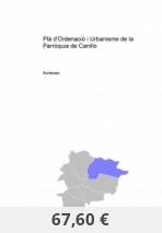 Plà d'Ordenació i Urbanisme de la Parròquia de Canillo VII