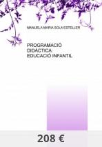 PROGRAMACIÓ DIDÀCTICA: EDUCACIÓ INFANTIL