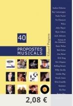 40 Propostes Musicals