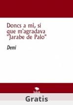 """Doncs a mi, sí que m'agradava """"Jarabe de Palo"""""""