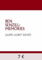BEN SENZILL: MEMÒRIES