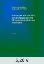 Manual per a la simulació d'una empresa al Cicle d'Explotació de SI