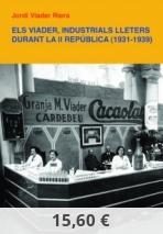 Els Viader, industrials lleters durant la II República (1931-1939)